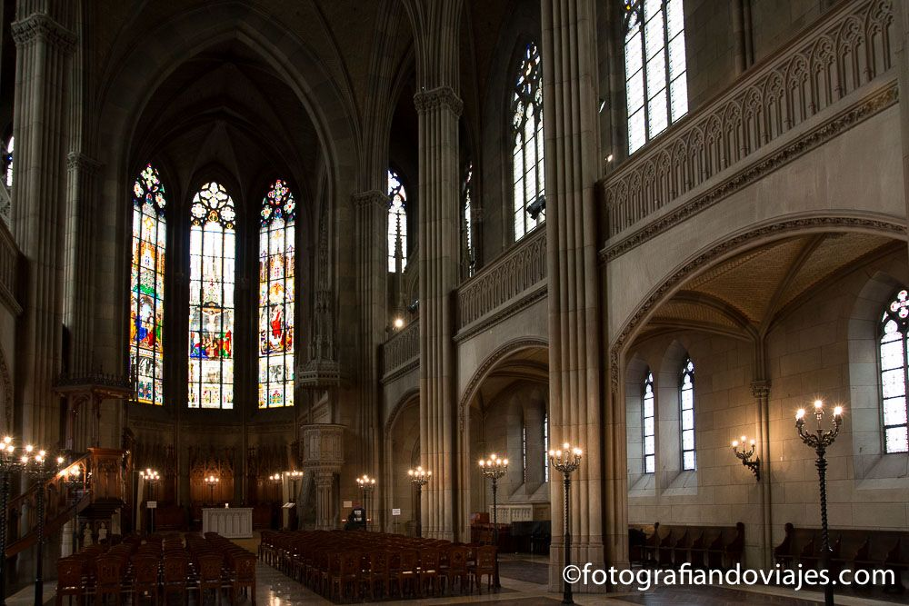 Elisabethenkirche o Iglesia de Santa Isabel