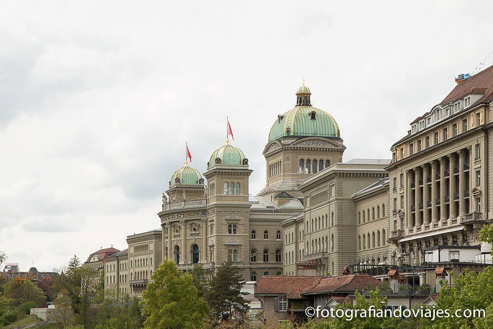 Palacio federal de Berna