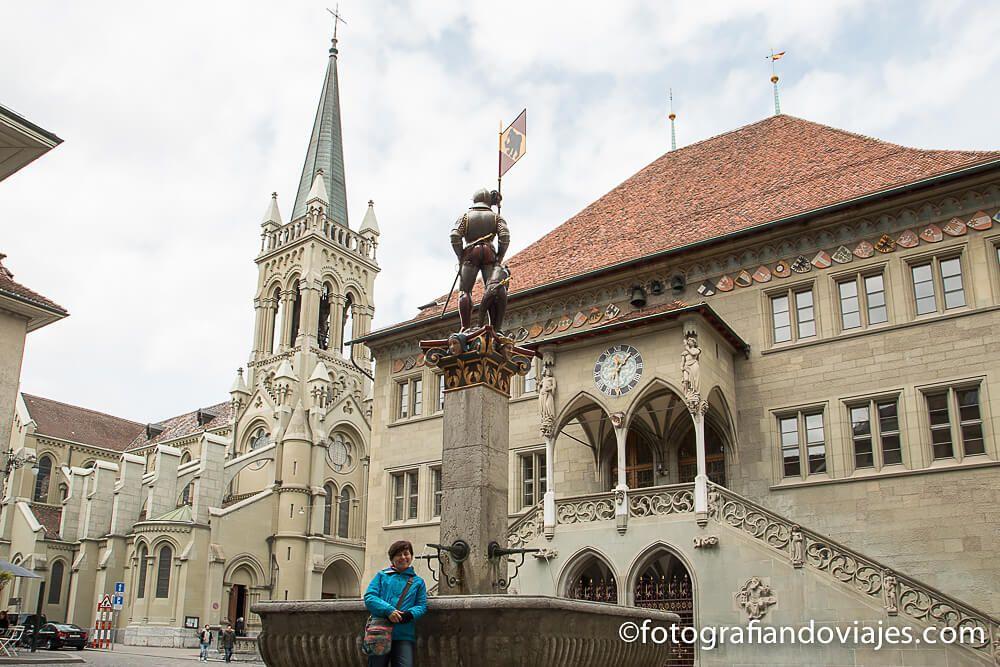 Ayuntamiento de Berna, Suiza
