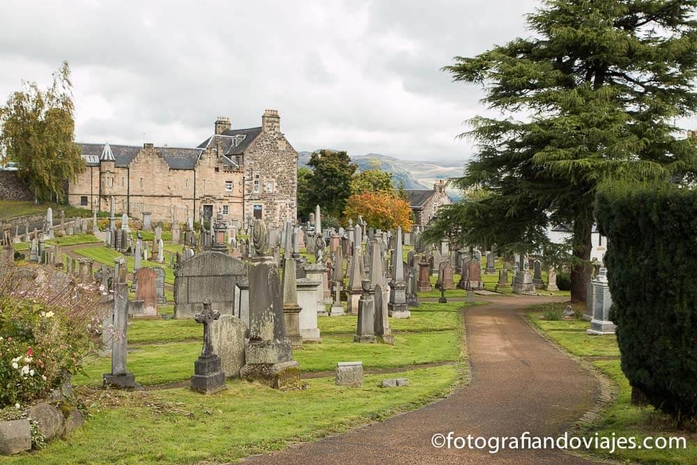 Stirling que ver en Escocia