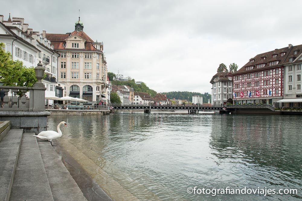 Lucerna Suiza