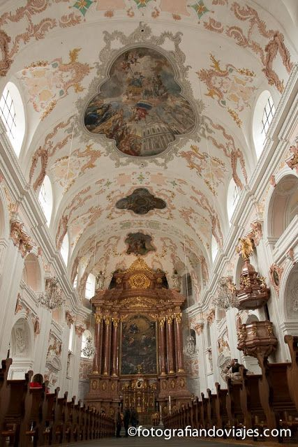 Iglesia jesuita Suiza Lucerna