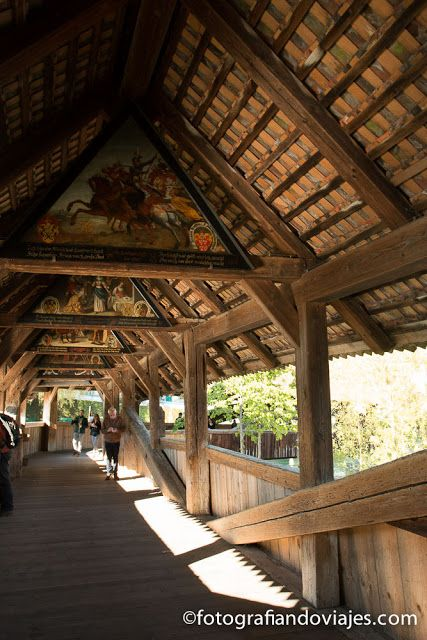 preuerbrücke o puente Spreuer