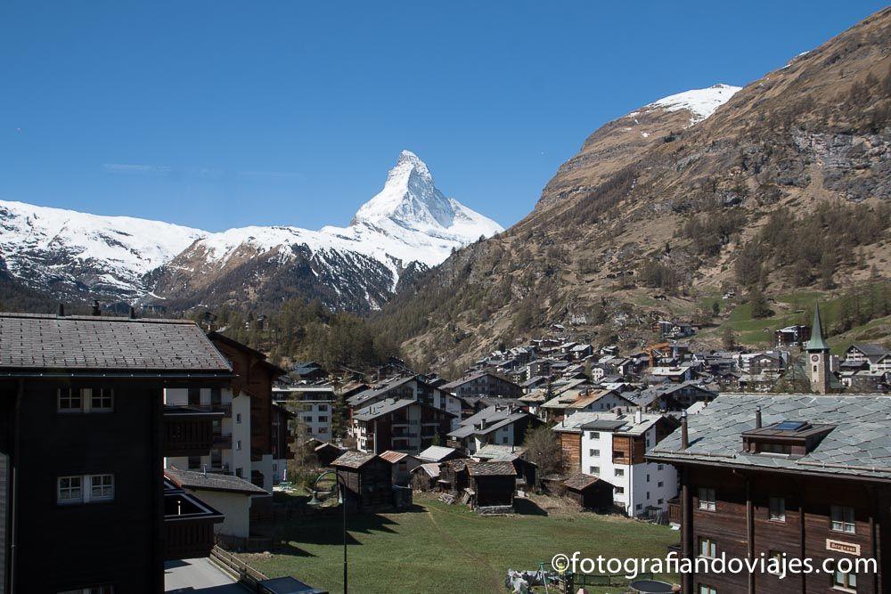 Suiza Matterhorn monte Cervino