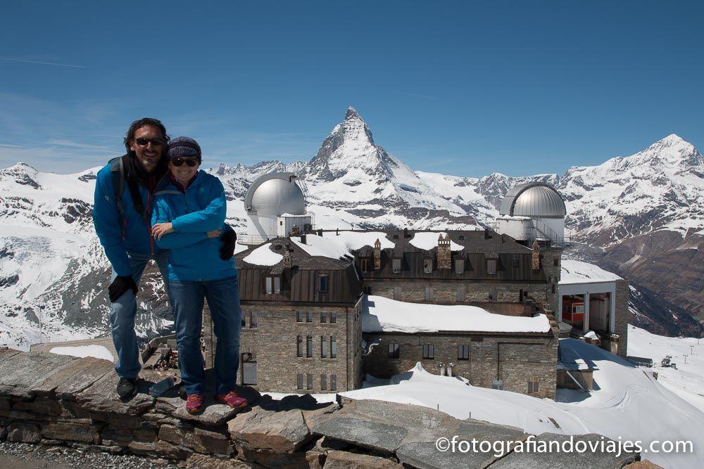 Matterhorn desde Gornergrat Suiza