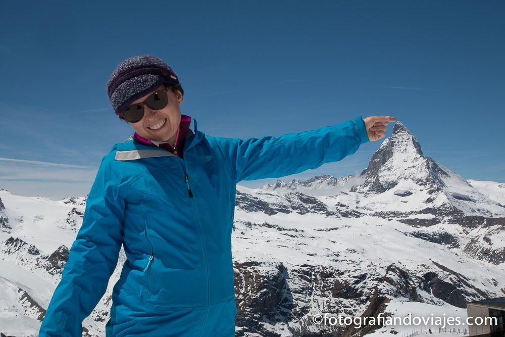 Matterhorn monte Cervino Suiza