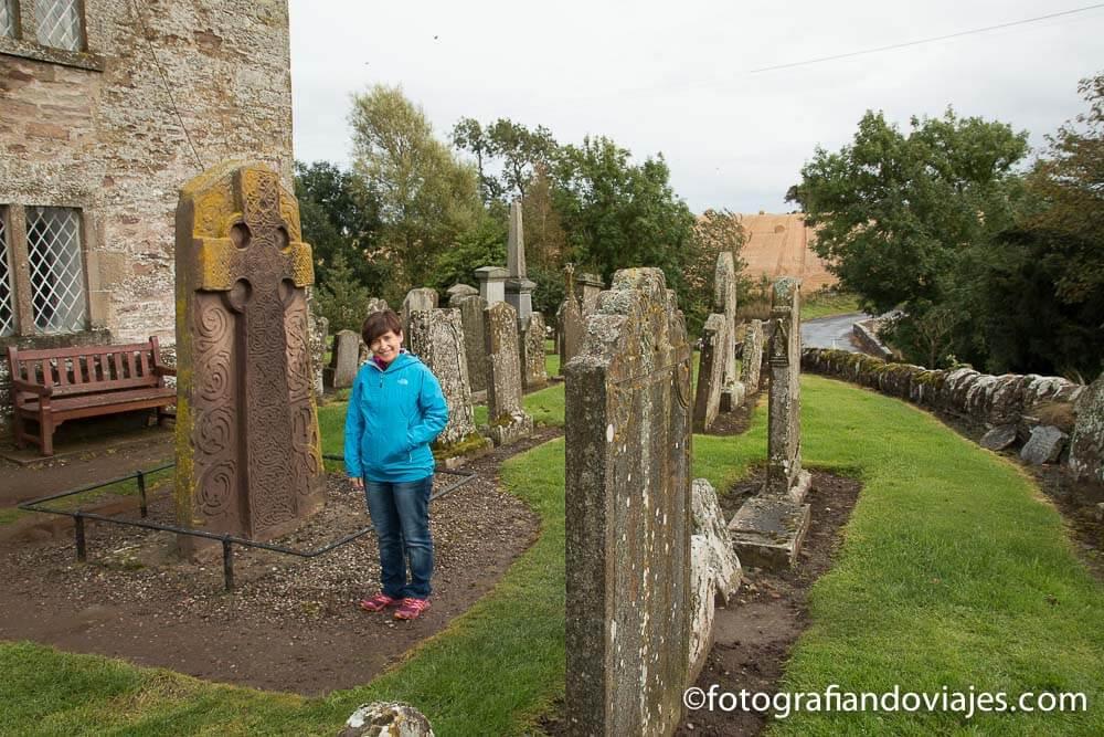 Piedras pictas de Aberlemno