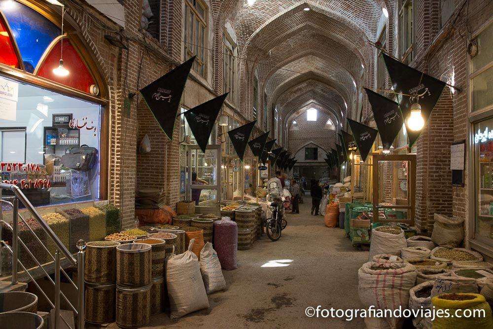 Bazar de Tabriz Iran