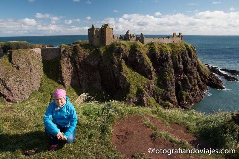 Castillo Dunnottar Escocia