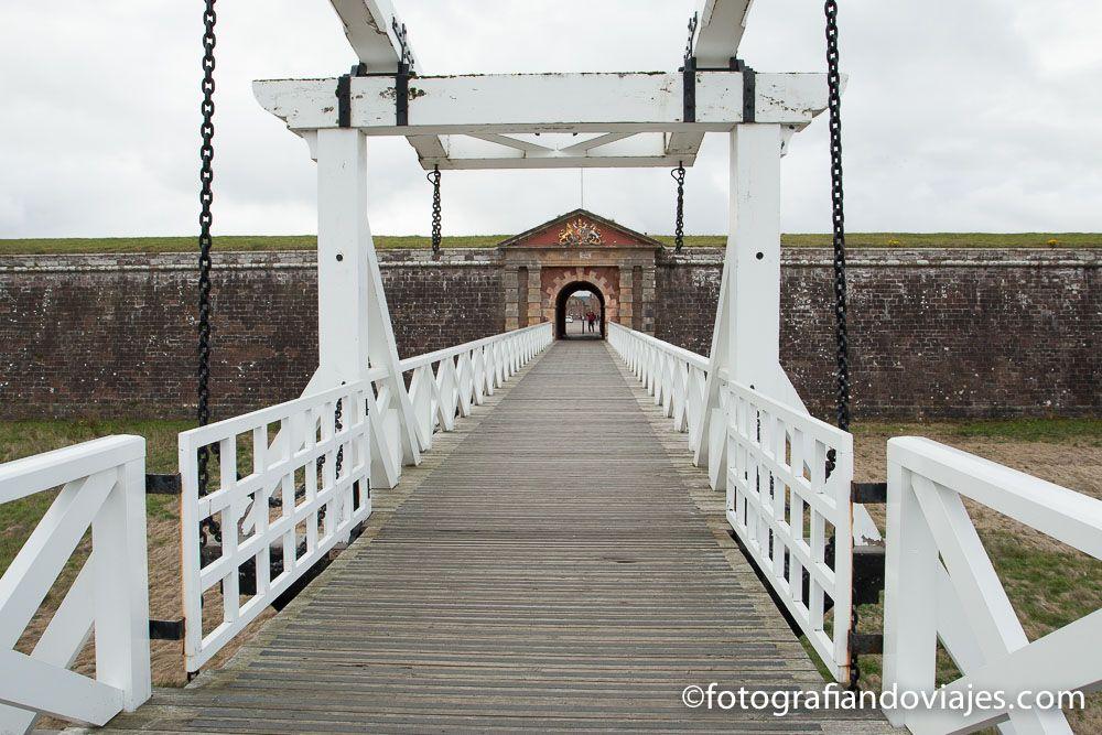 Viaje por Escocia, Fort George