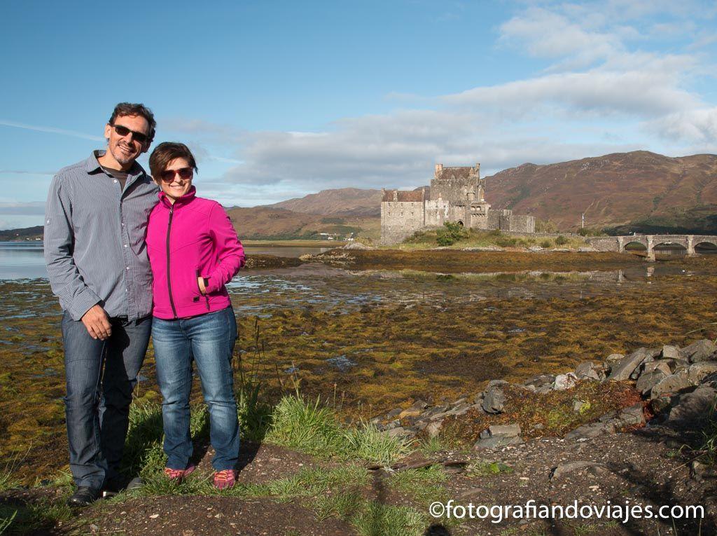 Castillo Eilean Donan Escocia