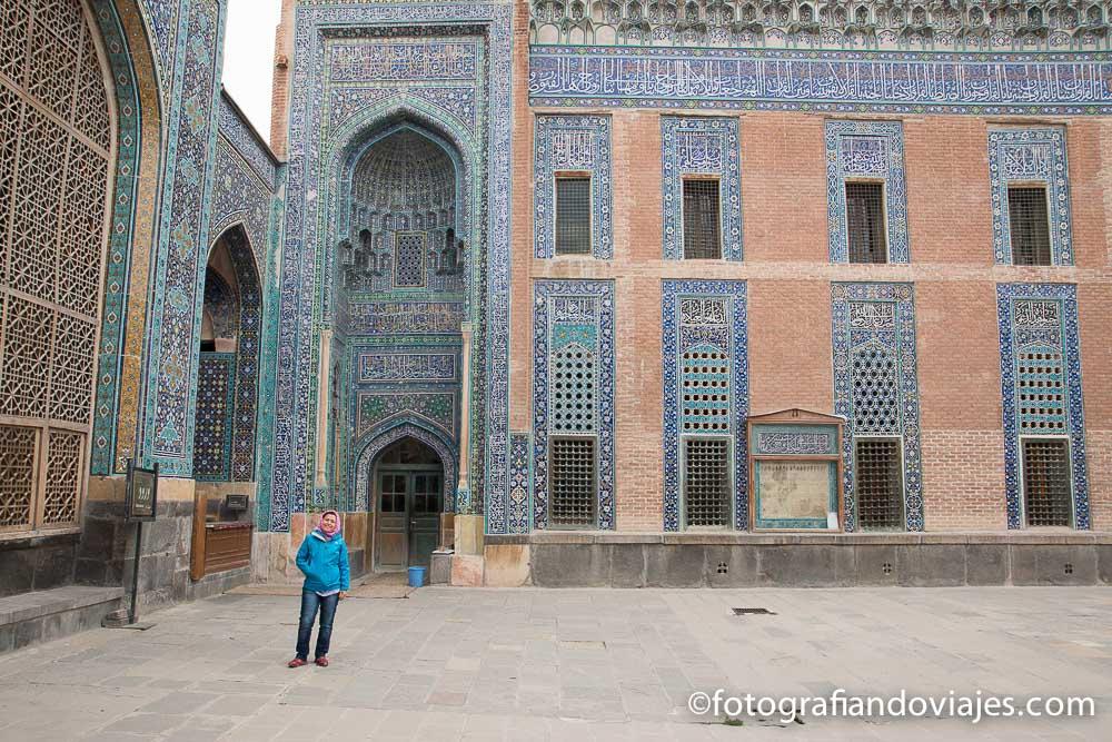 mausoleo Sheikh Safi al-Din Khanegah en Ardabil Iran