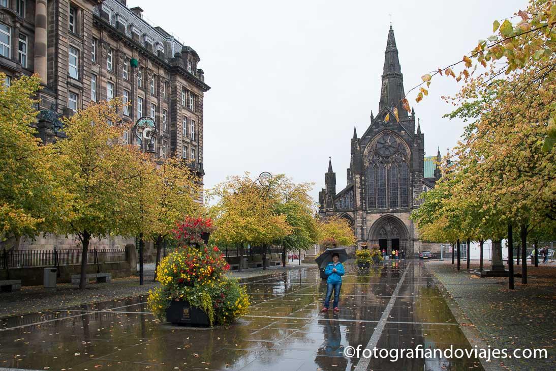 Catedral Glasgow Escocia