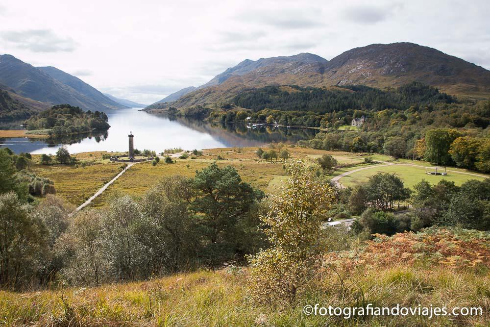Mirador de Glenfinnan