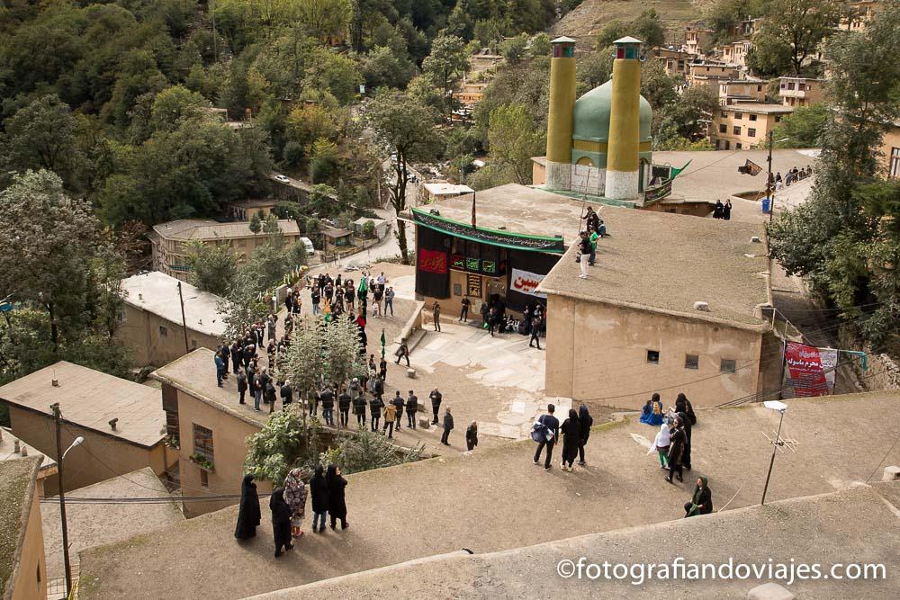 pueblos del norte de Iran