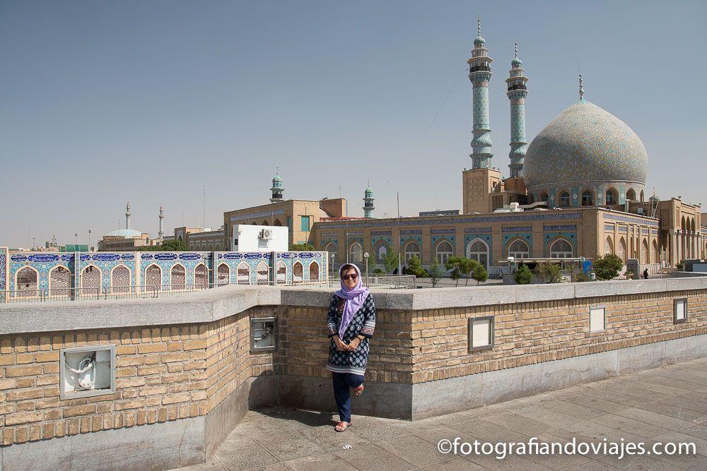 Mausoleo de Fatima Qom