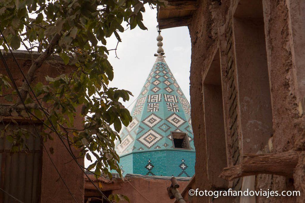 Mezquita de Abyaneh