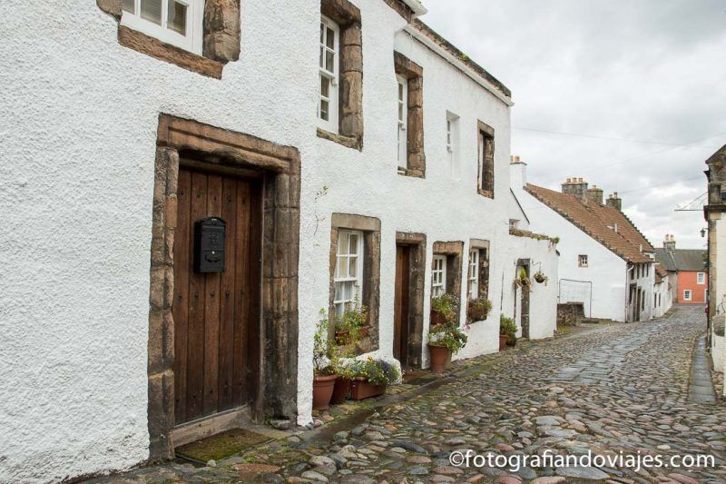 Culross Escocia