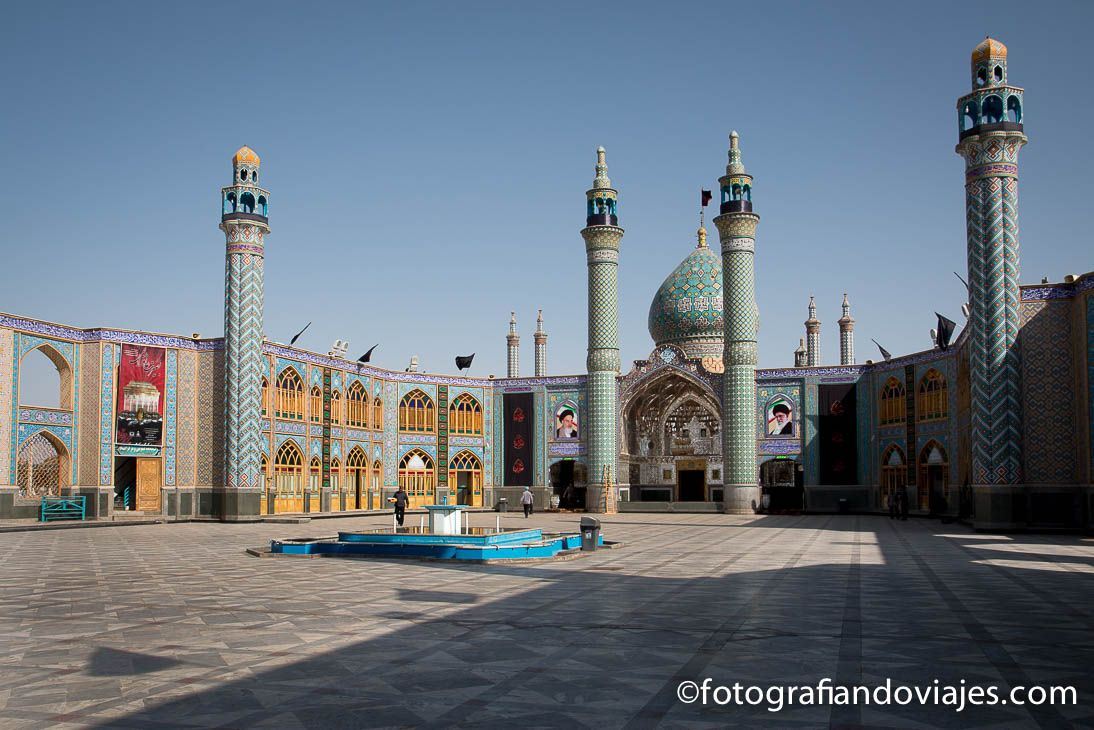 Mausoleo Aran Va Bidgol Kashan