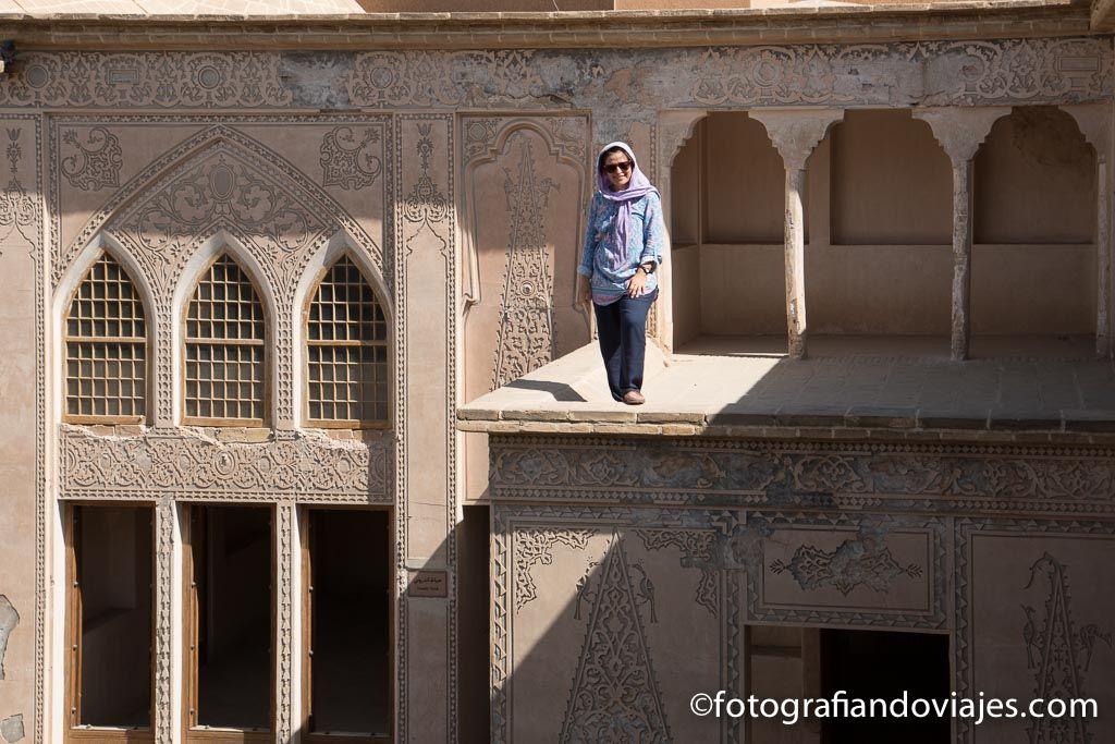 casa Abbasian Kashan Iran