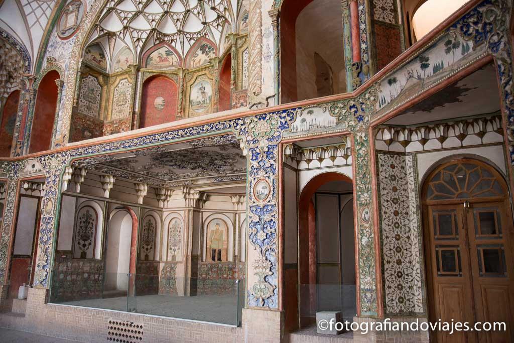 casa Boroujerdi Kashan Iran