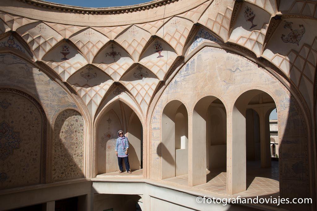 casa Tabatabei Kashan Iran