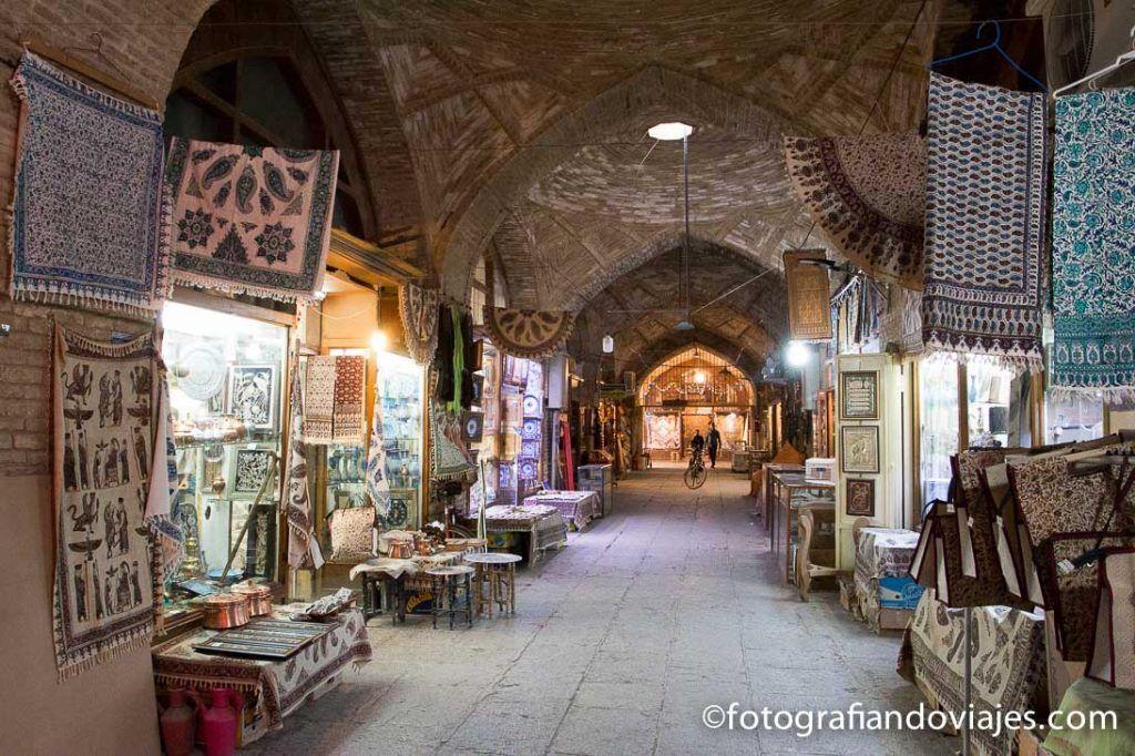 Bazar Bozorg de Isfahan
