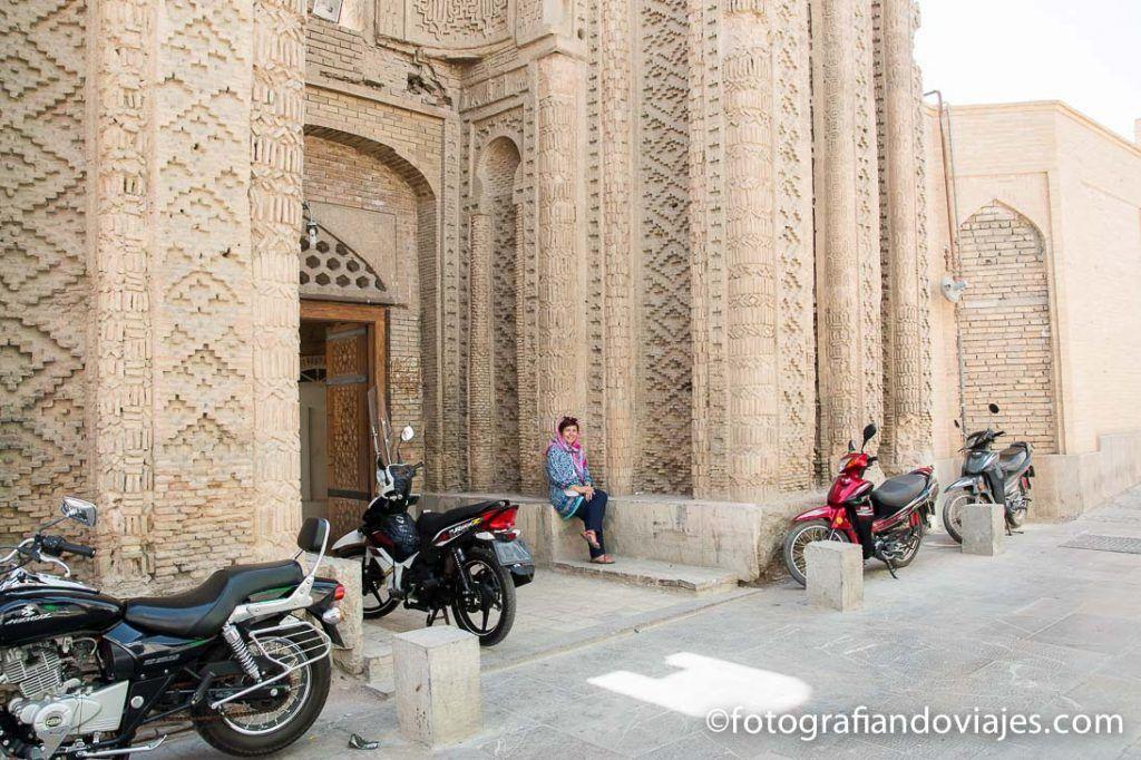 Mezquita Hakim de Isfahan