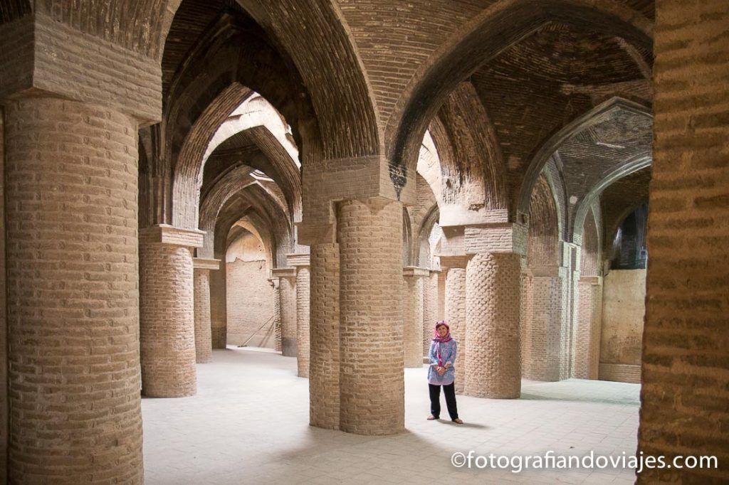 Mezquita del viernes de Isfahan