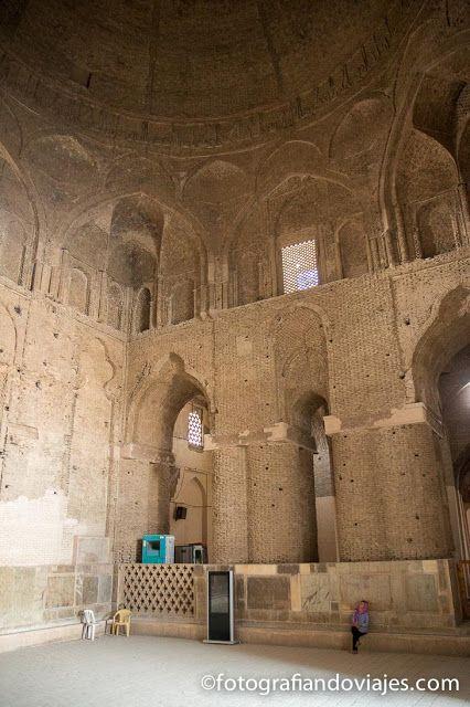 Mezquita del viernes o masjed-e Jameh de Isfahan