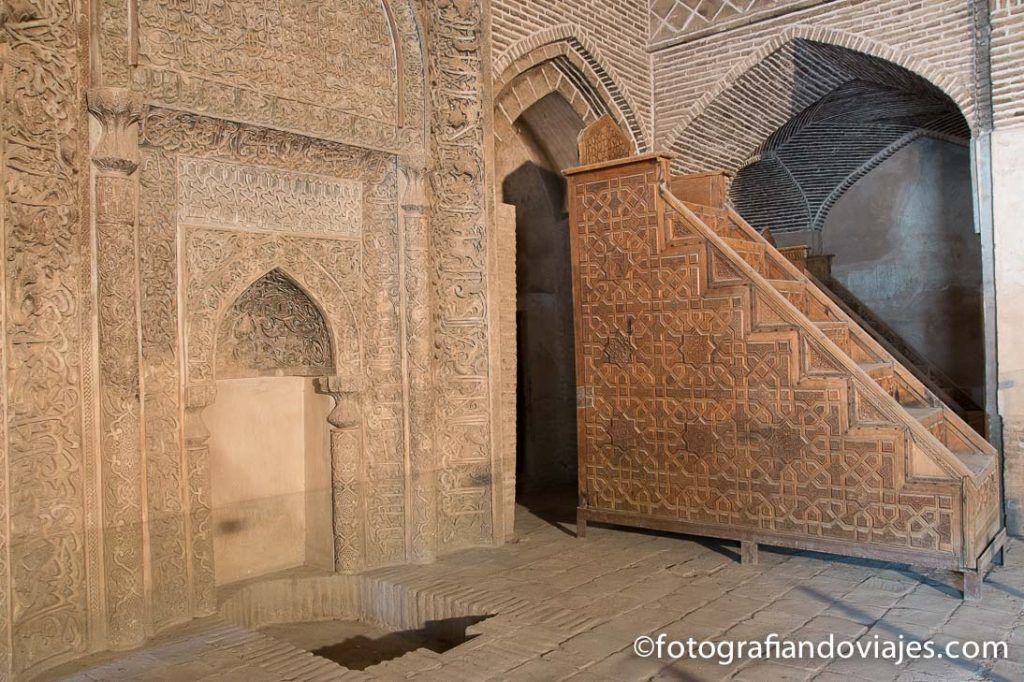 Mezquita Jameh o del viernes que ver en Isfahan
