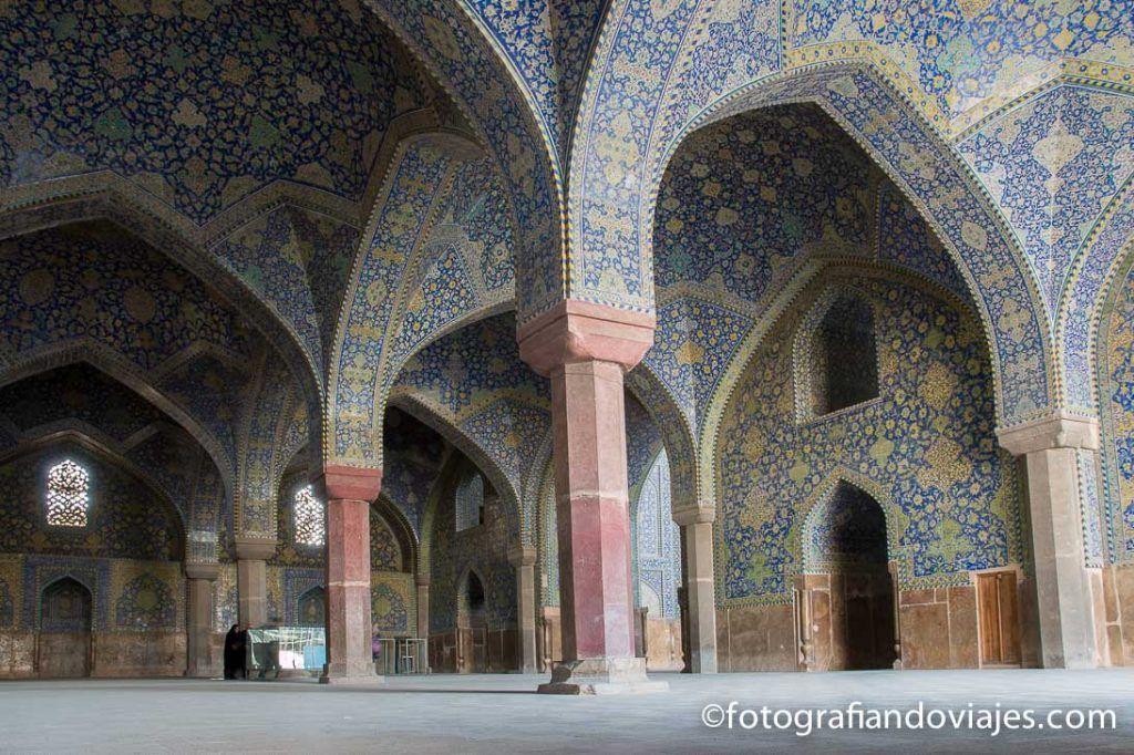 Mezquita del Iman en Isfahan