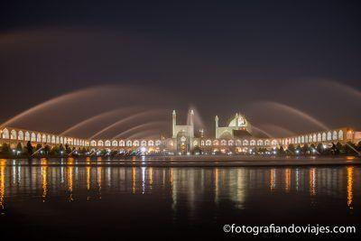 Plaza de Isfahan Iran