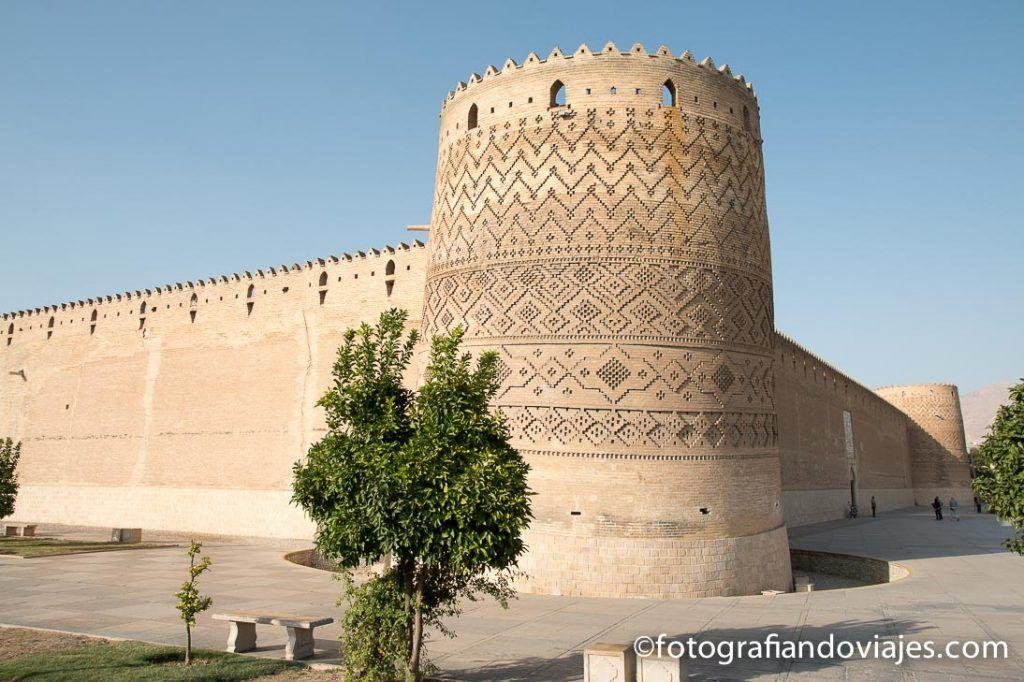 Arg-e Karim Khan en shiraz