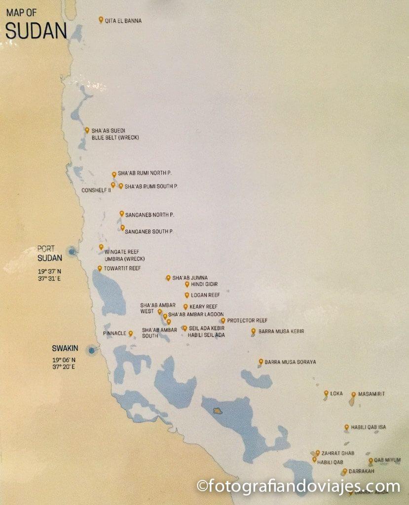 Buceo mar Rojo Sudan