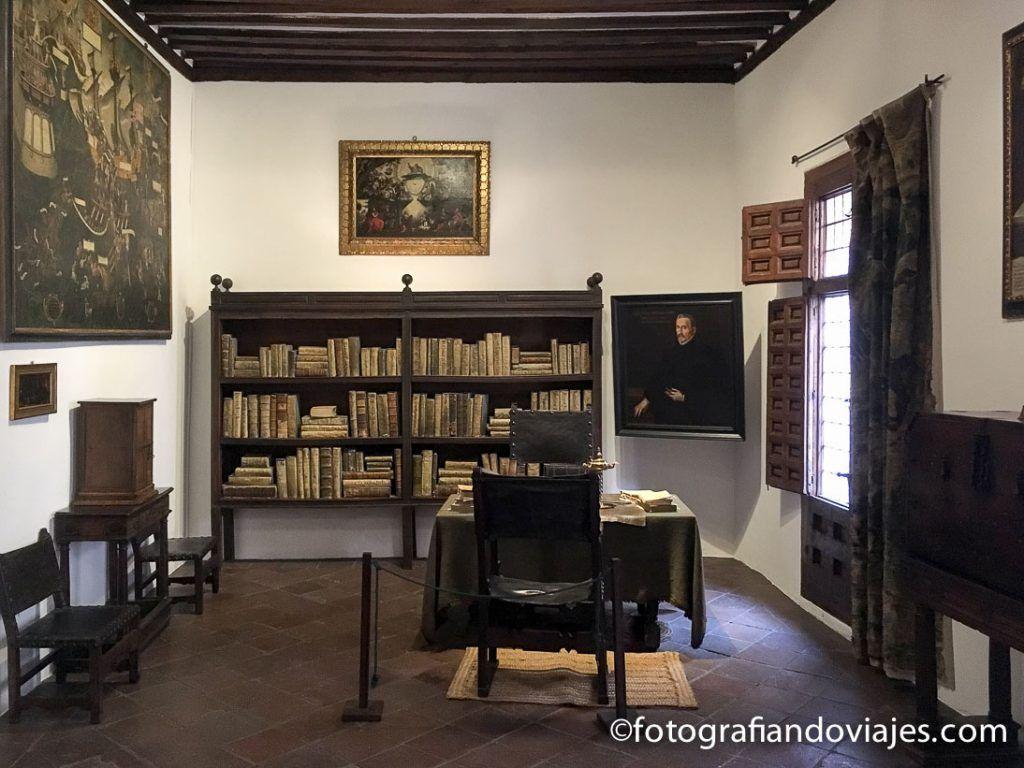 Casa museo Lope de Vega, Madrid