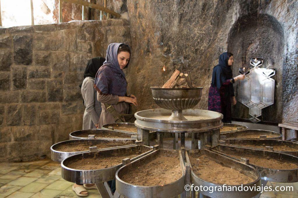 Chak Chak en Yazd Iran