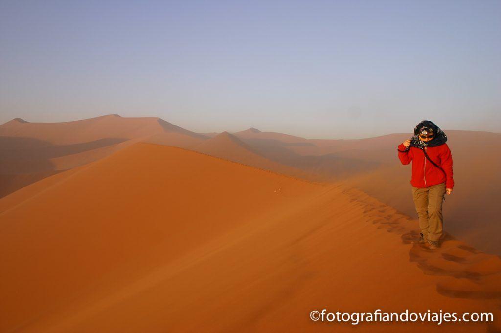 duna 45 desierto de Namib