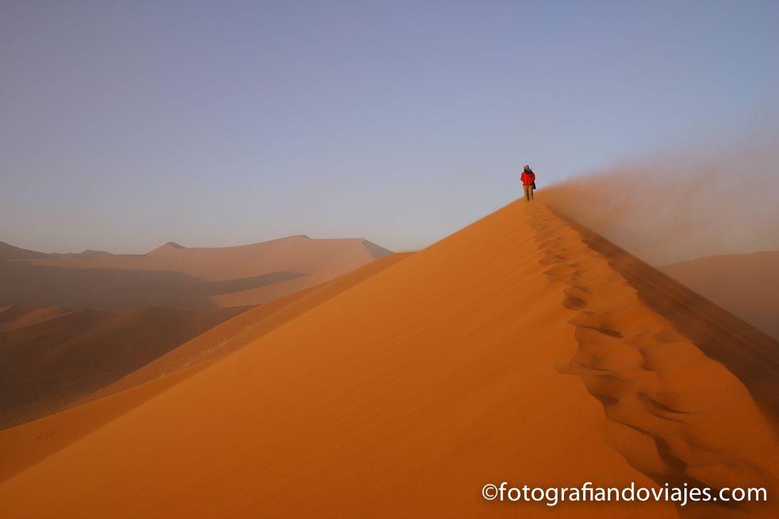 Viaje por Namibia
