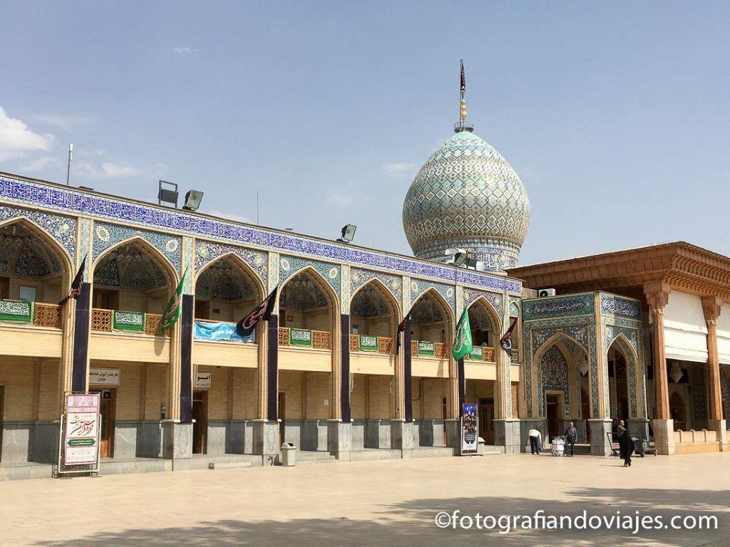 Mausoleo Shah-e Cheragh