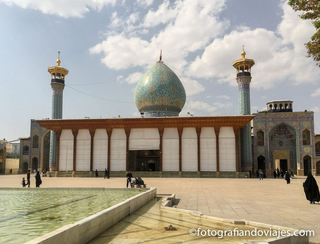 que ver en shiraz en dos dias Mausoleo Shah-e Cheragh