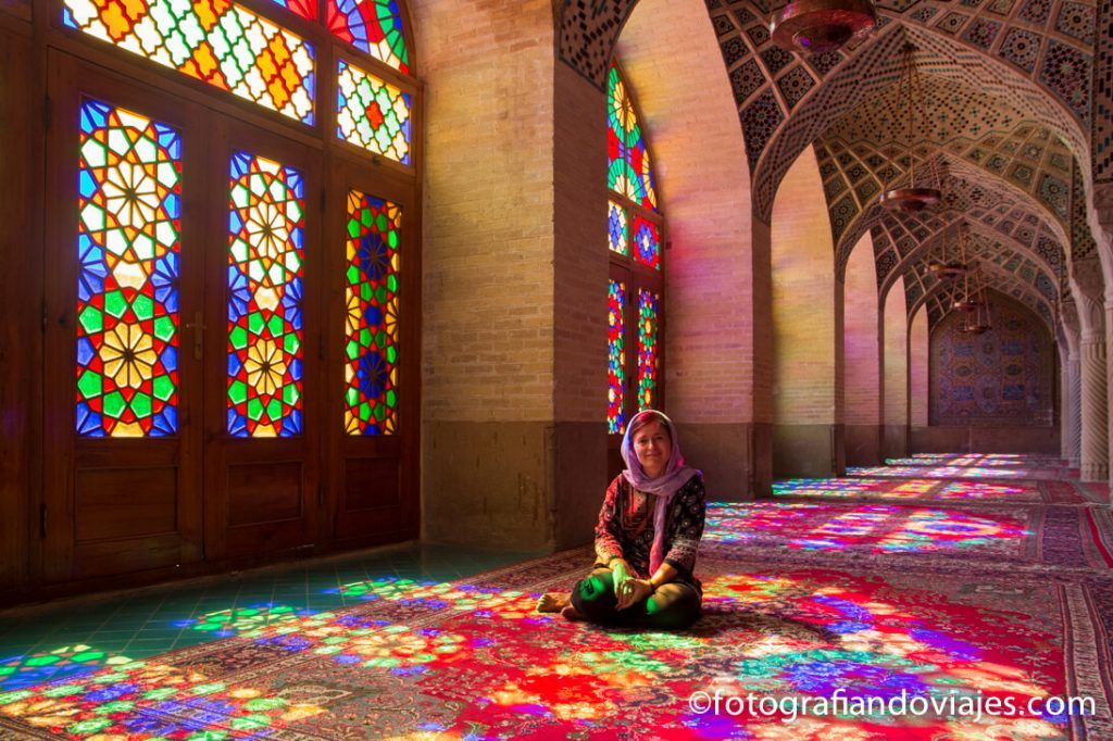 mezquita Nasir ol Molk Shiraz