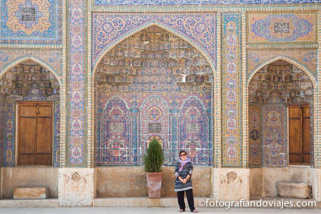 Mezquita Nasir ol Molk