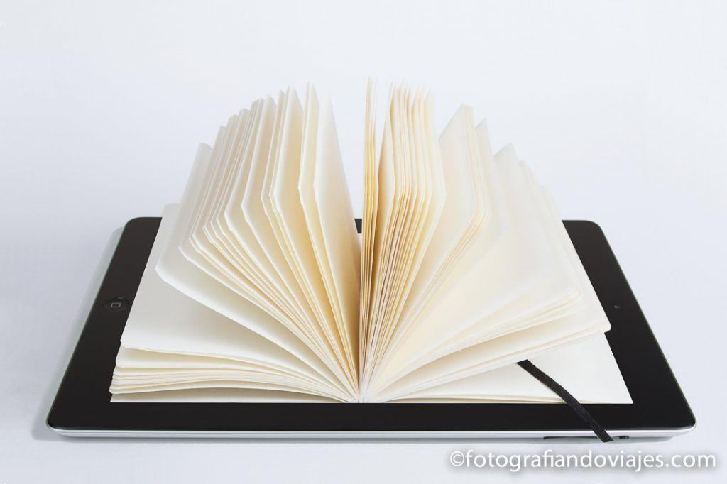 En el iPad podrás llevar toda la información de viaje y libros