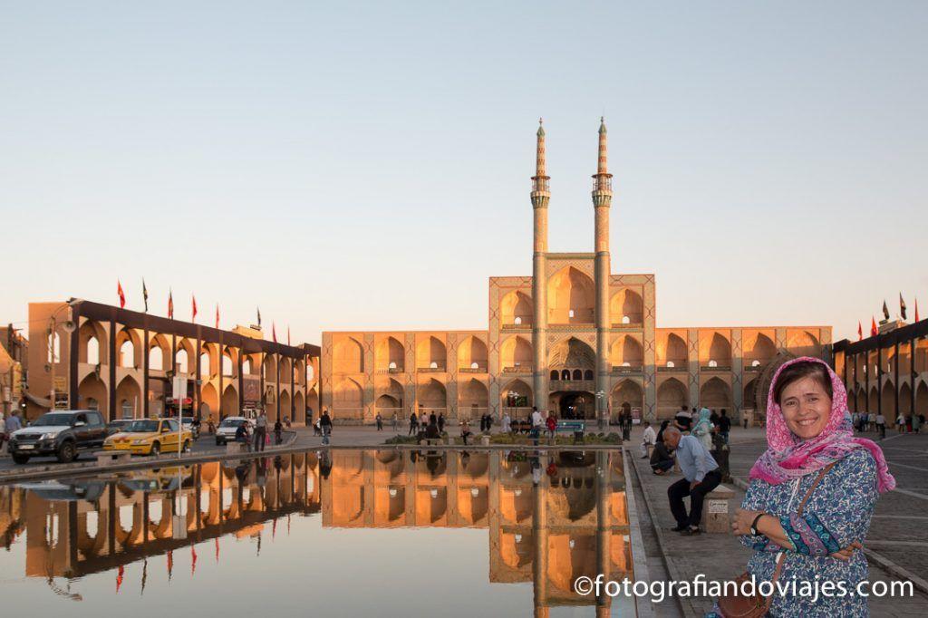 complejo Amir Chaqmaq (Amir Chakhmagh o Amir Chakhmaq) en Yazd Iran