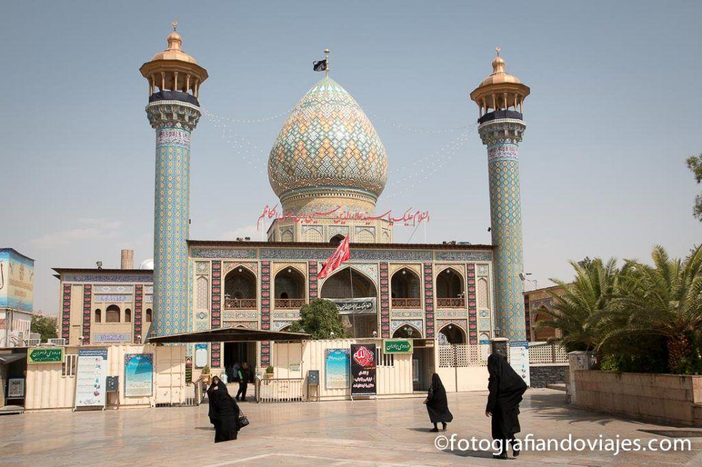 Mausoleo Seyed Aladdin Husseini en Shiraz