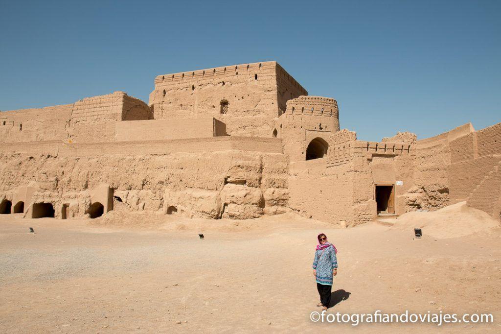 Castillo Narin en Meybod