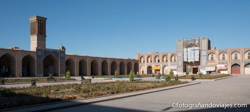 Bazar de Kerman Iran