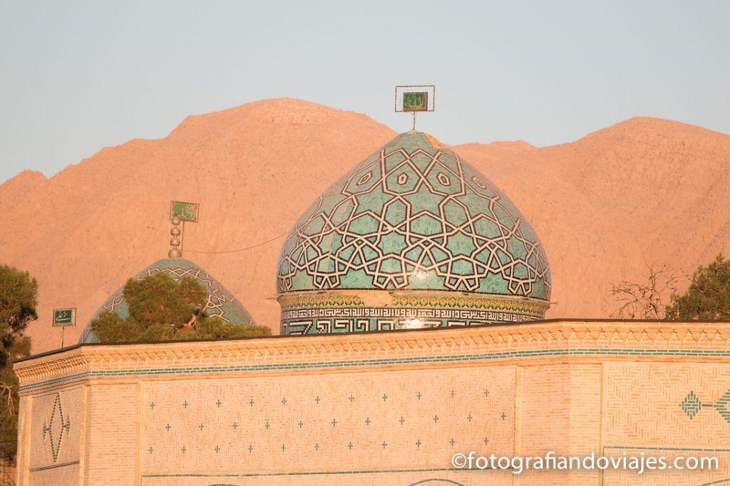 Mausoleo Moshtaz Ali Shah