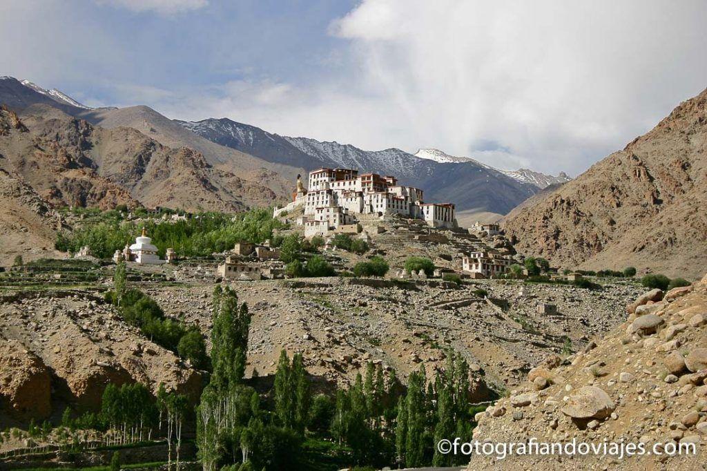 Monasterio de Likir Ladakh